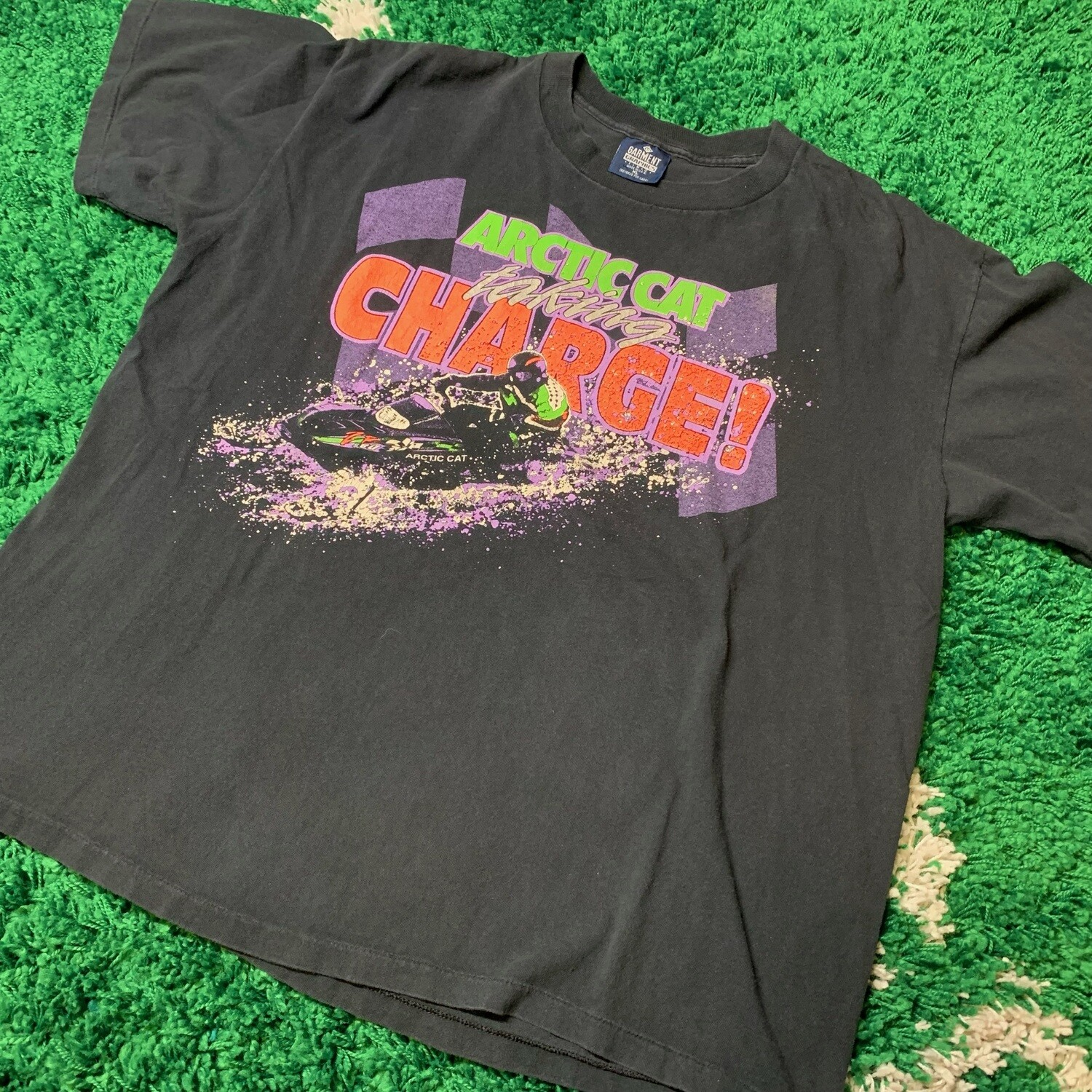 Artic Cat Taking Charge Tee Size XL