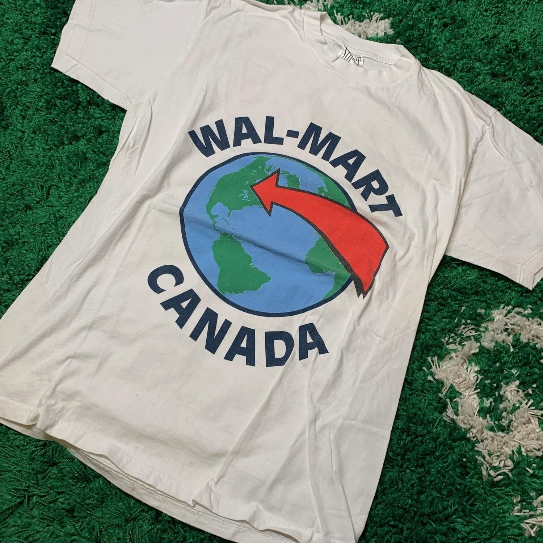 Wal-Mart Canada Tee Size Medium