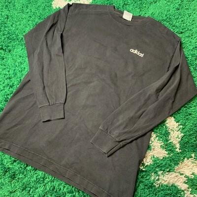 Adidas Black Longsleeve Size Medium