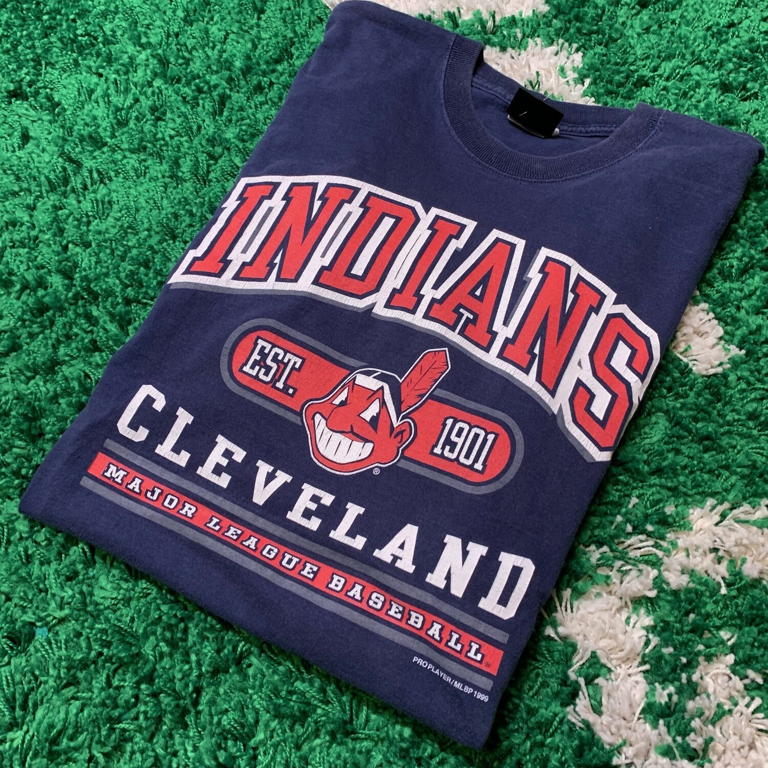 Cleveland Indians 1999 Tee Size XL