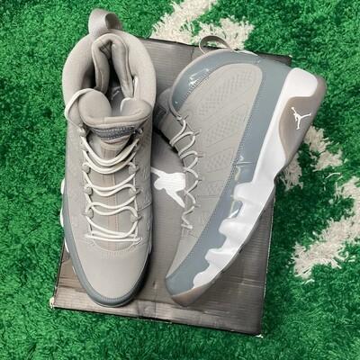 Air Jordan 9 Retro Cool Grey (2012) Size 12