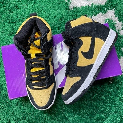 Nike Dunk SB High Pro Reverse Goldenrod Size 4.5/6W