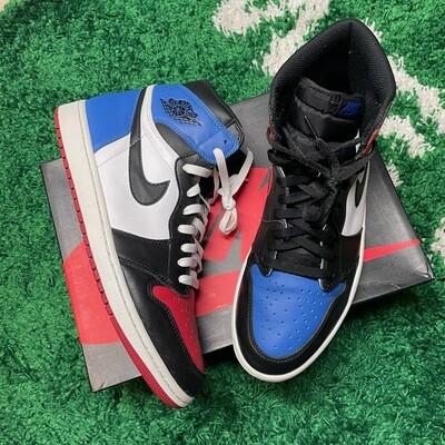 Air Jordan 1 Retro Top 3 Size 12.5