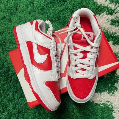 Nike Dunk Low Championship Red (2021) Size 8.5