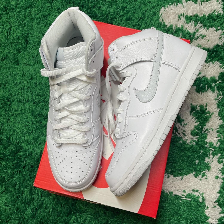 Nike Dunk High SP Pure Platinum Size 10.5