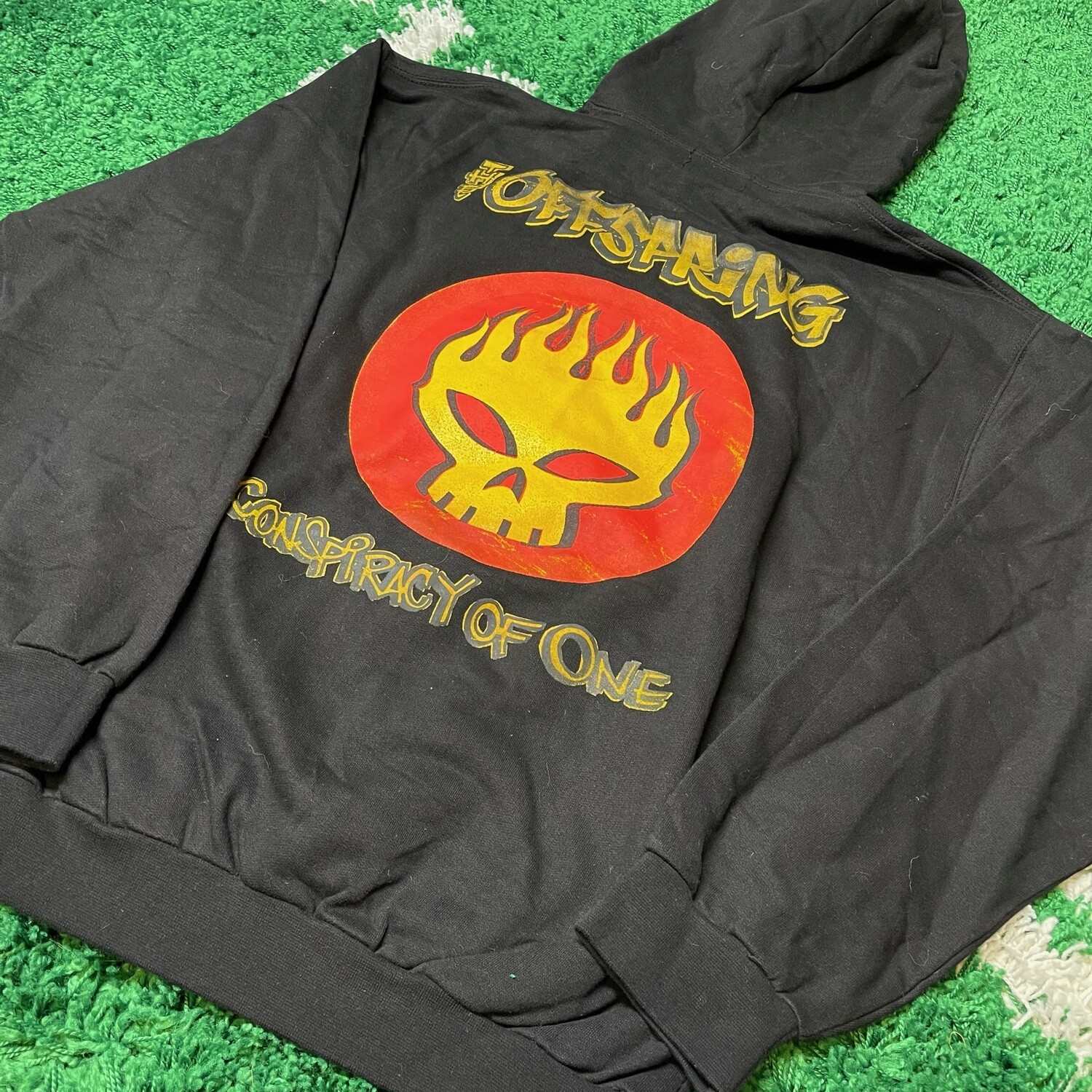 The Offspring Conspiracy of One Sweater Size Large