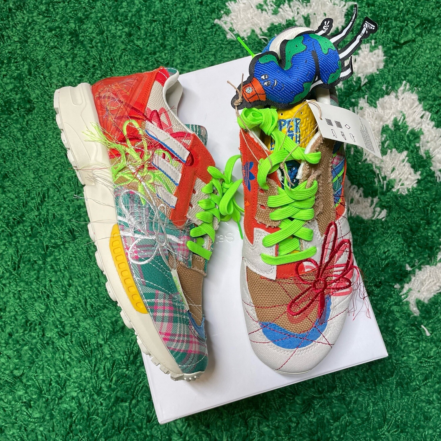 adidas ZX 8000 Sean Wotherspoon Superearth Size 9.5