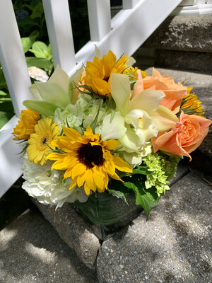 $85 Seasonal Vase Arrangement