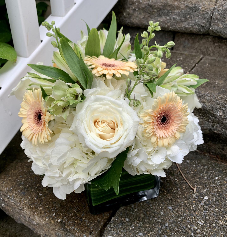 $75 Mother's Day Fresh Flower Vase Arrangement