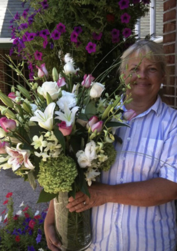 $300 Seasonal Fresh Flower Arrangement