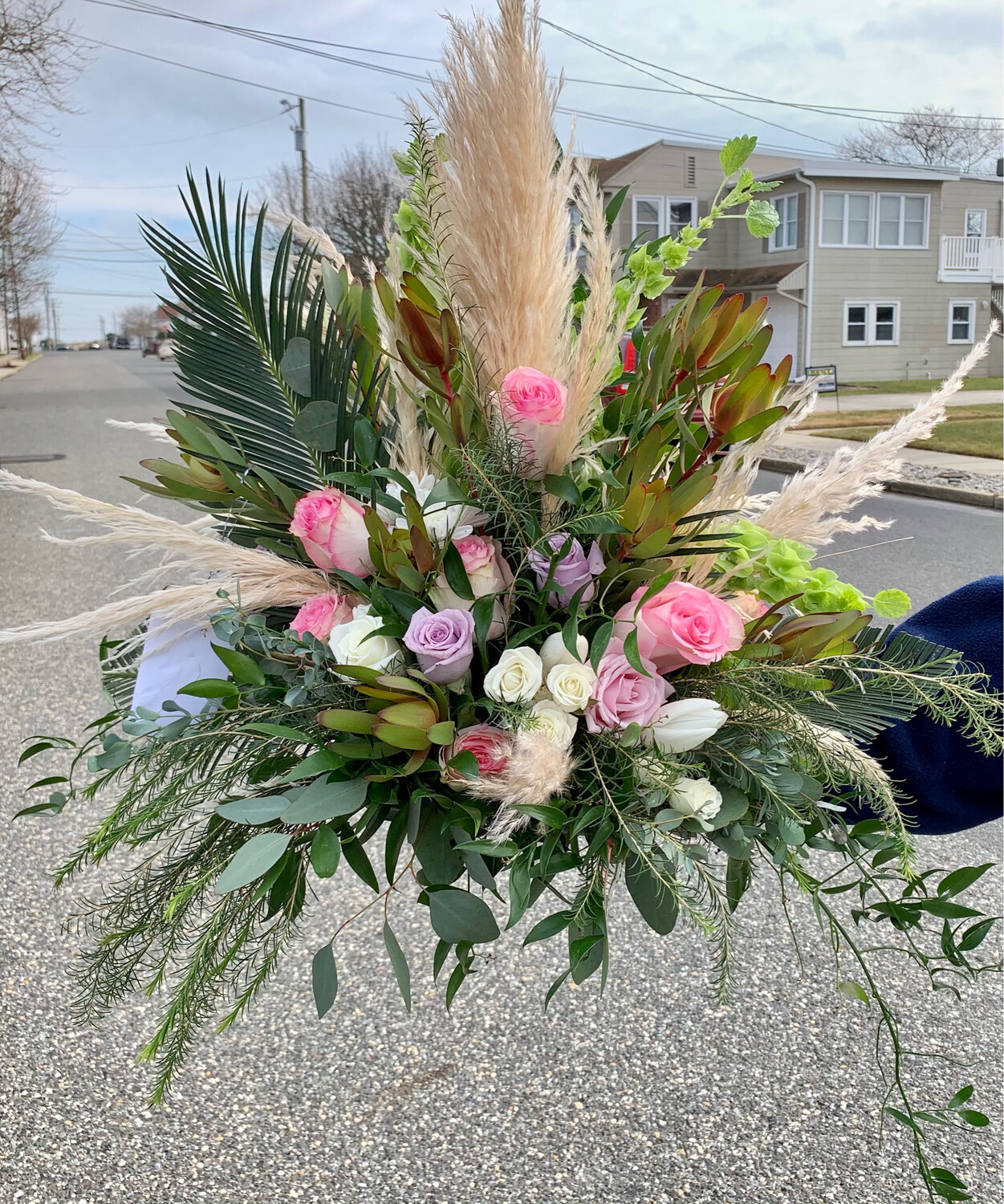 $250 Mother's Day Fresh Flower Arrangement