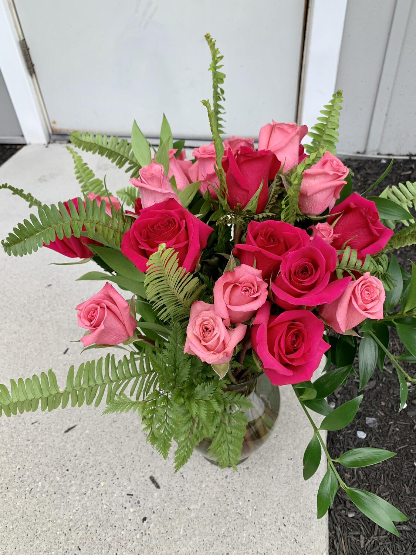 $125 Mother's Day Fresh Flower Arrangement