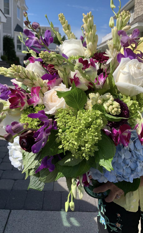$400 Mother's Day Fresh Flower Arrangement