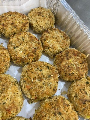Maryland Crab Cakes - 12