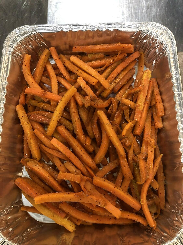 Honey Glazed Carrots 4-6 Servings