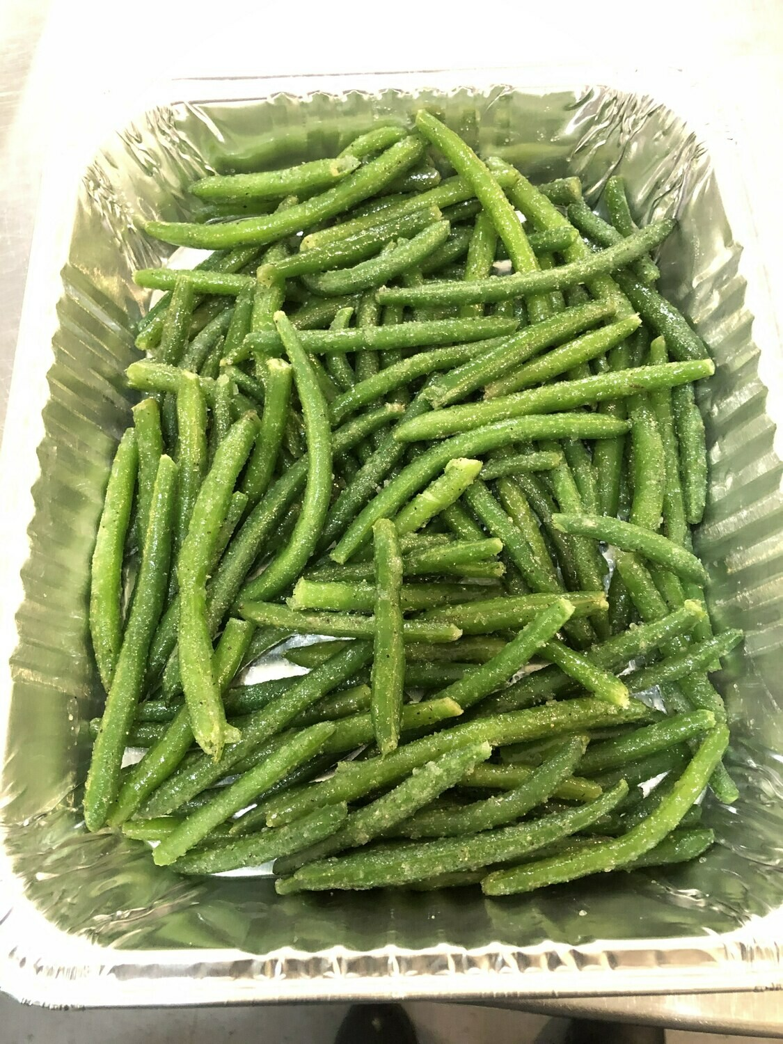 Green Beans 4-6 Servings