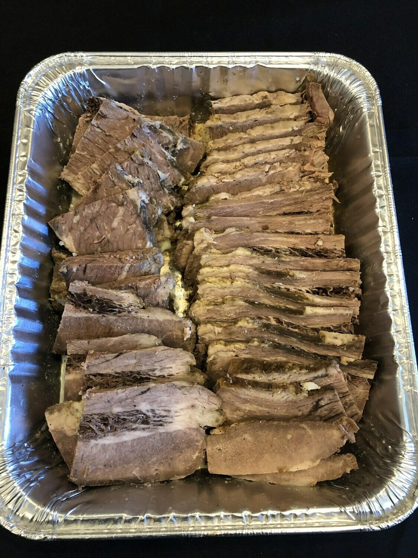 Beef Brisket 4-6 Servings