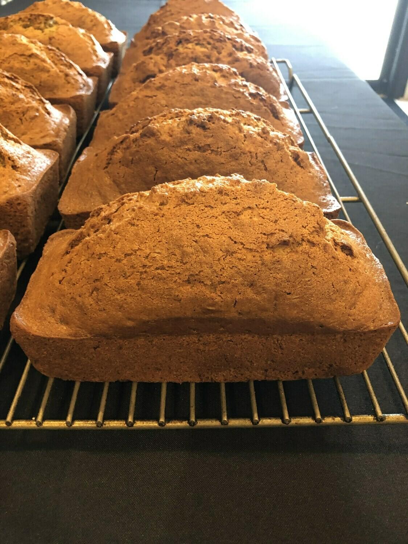 Trifles Tea Bread - Carrot Zucchini