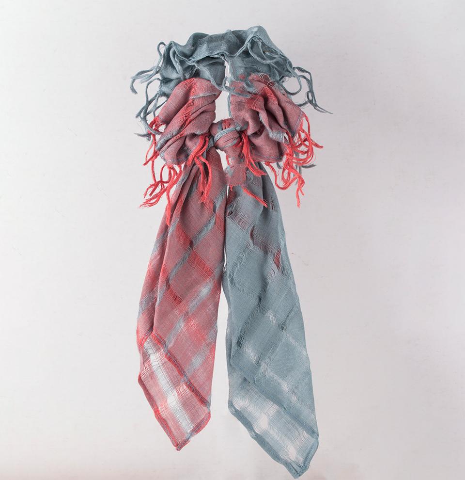 Scrunchie with Medium Cloth