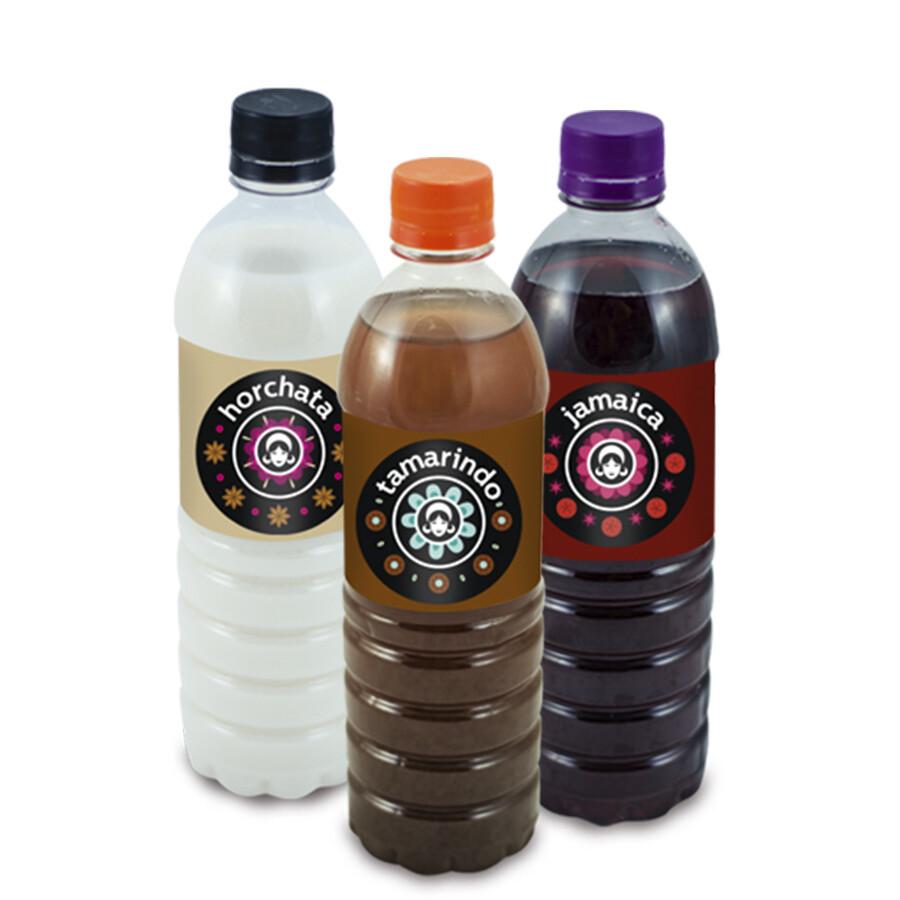 Six Pack Bebidas Naturales
