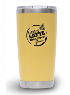 Tumbler Gitane - Waterbear® Better Latte Than Ever