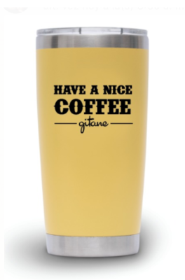 Tumbler Gitane - Waterbear® Have a Nice Coffee