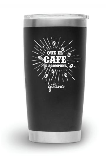 Tumbler Gitane - Waterbear® Que el Café te acompañe