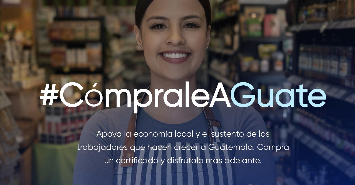 Comprale a Guate