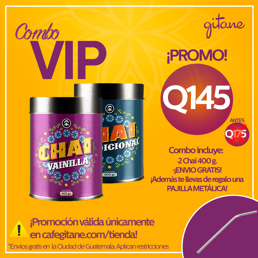 COMBO VIP