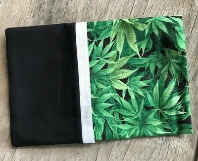 Green Standard Sized Pillowcase Set