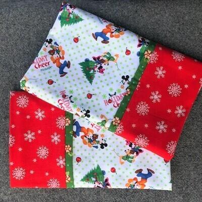 Mickey & Goofy  Pillowcase Set