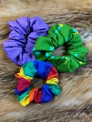 3/12$   Scrunchies  Pride!