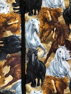 Wild Horses Pillowcase
