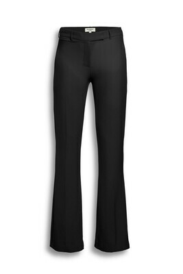 BM7170203 black Flare trouser - Beaumont