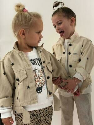 Pien kids off-white