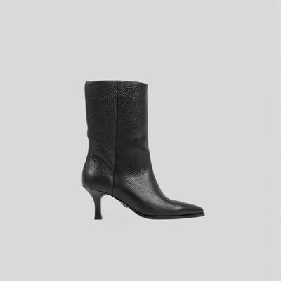 34168-G black Bronx shoes