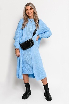 Lima bleu morgan