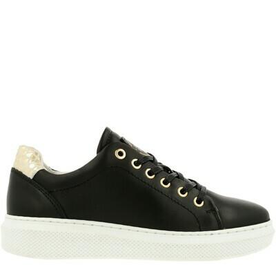 807020E5L zwarte sneaker - Bul Boxer Shoes