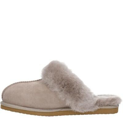 258000F1L grey pantoffel Bullboxer shoes