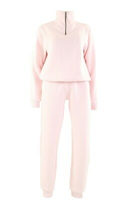 61334 pink.rose Comfy Suit- Ambika