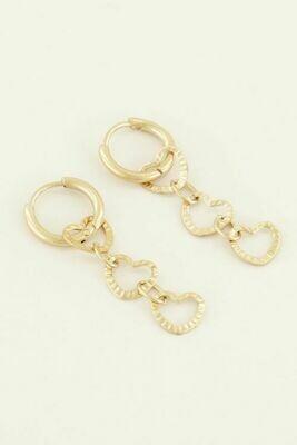 MJ04295 goud/gold