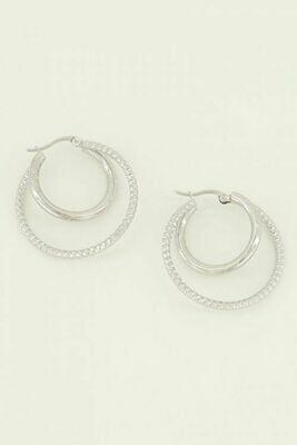 MJ04081 zilver My Jewellery