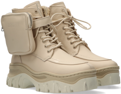 47335-A camel Lace Up Boots-Bronx