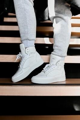 SM11001387 wit Sneaker Steve Madden