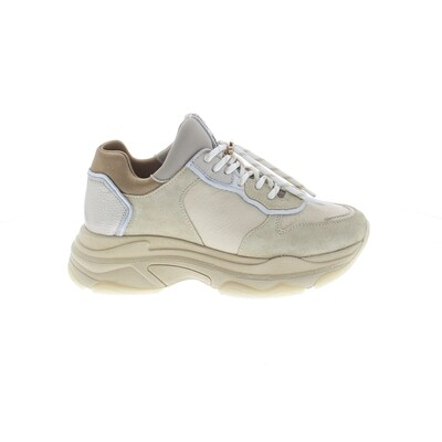 66167C-CB camel Sneaker -Bronx