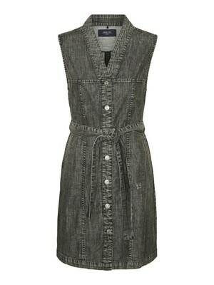 27015791 BLACK NMVerita V-Neck Dress - Noisy May