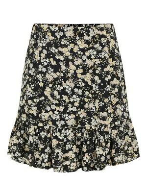 17111410 BLACK PCGertrude Skirt - Pieces