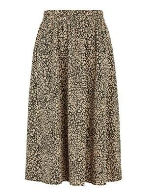 17110761 BLACK PCGilberta Skirt - Pieces