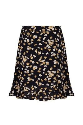 MM90.1 skirt Dylana yellow-Lofty Manner