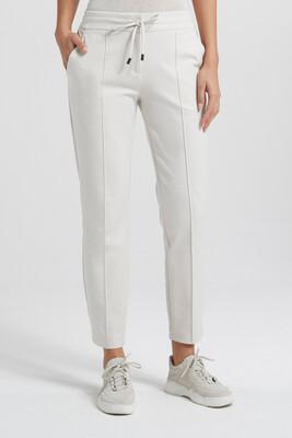 121955-014 Jersey tailored trousers YaYa